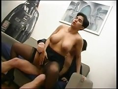 Anal for Hairy French