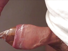 Another three videos - foreskin with spoon