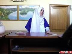 Naive Muslim girl tricked and exploited by real friends