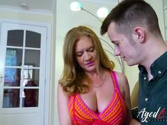 AgedLovE Sam Bourne and Lily May Hardcore Fuck