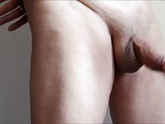 Cock in pain