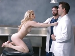 Brazzers - Doctor Adventures -  Shes Mad For Penis Part 2 s