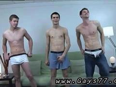 Nude asleep boys gay porn Opening up the futon all 3 dudes leaped on as they jerked