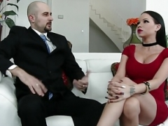 Exotic Swinger Wife Gets down and dirty One more Man