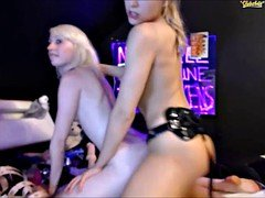 Siswet19 and Noalivia video compilation part 7 - ticketshow