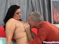 Wild fatty fucked in various poses