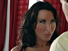 Crazy Horny Stepmom can't be controlled