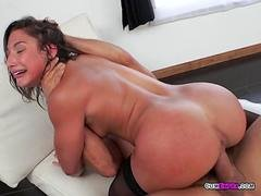 Luscious Whore Abella Danger Gets Impaled By Mailman