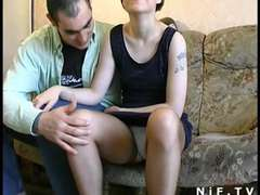 French swingers in a bisexual-sexual activity sequence