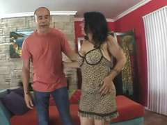 6 Sadism mature Miss Nina Swiss