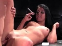 sexy stacey smoking
