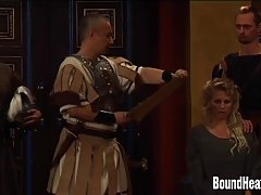 Slave Tears Of Rome II: Punishment For Busty Slaves