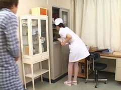 Japanese Nurse gives Sensational Approach (Uncensored)
