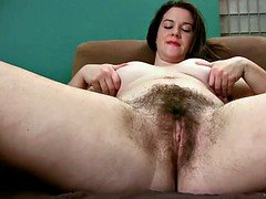 Fun With Hairy Cunt
