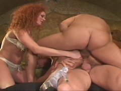 audrey hollander and her blonde girlfriend fucking two bolts
