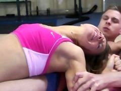 DWP: Mixed Wrestling (Who Wins Cock or Pussy)