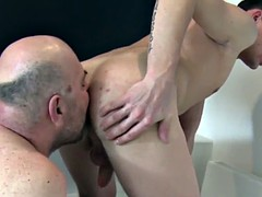mature euro rimming before cumswap