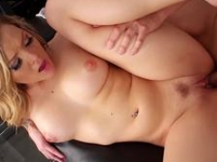 Alexis Texas offered her large luscious booty to Michael Stefano