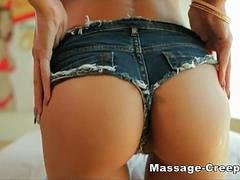 Indian massage blowjob and ride