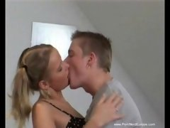 Fucking Little Sister In Pigtails