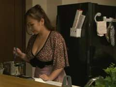 Japanese mom and endowed (cens)