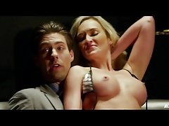 Heather Paige Cohn and Samantha Stewart in Bachelor Night