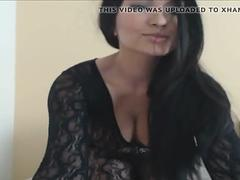 Curvy Big Tits Latina Stripping On Cam
