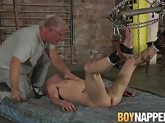 Sean Taylor has kinky fuck session with Michael Wyatt