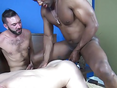 The Gift of Big Black Cock