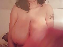 Roxy Red Cum Tribute
