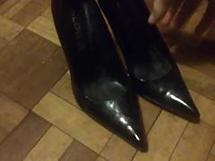 More for married slut's heels