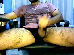 hairy body