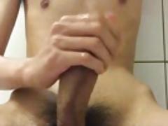 cute asian cock