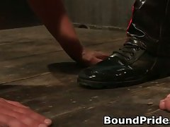 Brenn and Chad in extreme gay bondage and torture 8