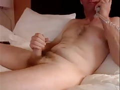 dad has phone sex with a stranger