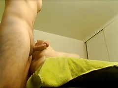 Hot Asian Guy fuck blonde pussy white girl 4 cock