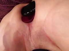 Anal two buttplugs up my ass