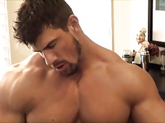 Muscle hot fucking guys