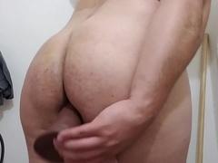 Long stroking my ass