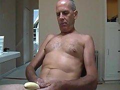 Sexy bananas eating