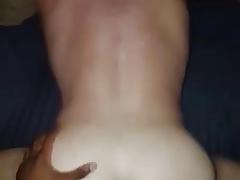 Muscle White bubble ass Vs BBC