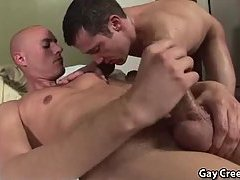 Giant cock stimulation
