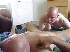 Sexy Plumber Takes Dildos and Gives Spunk.