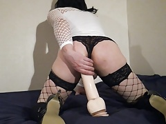 Big ass dildo