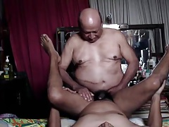Gay old grandpa video