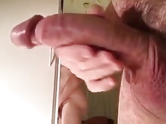 Danish Guy - Hot foreskin play