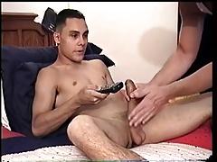 Sucking Off Amateur Straight Boy Paco