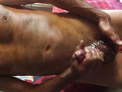 Oiled up edging