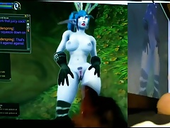 WoW Cum Tribute to Niarah (World of Warcraft)