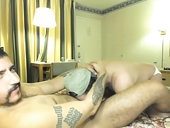 Eating holes and sucking cock